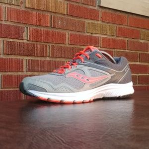 Womens Saucony Cohesion 10 Running Shoes Sz 9.5